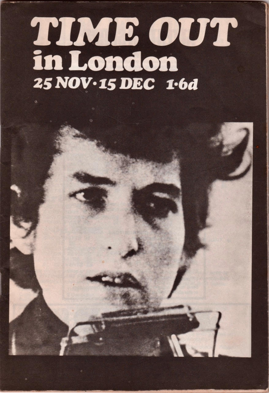 Time Out London 25 November 1968