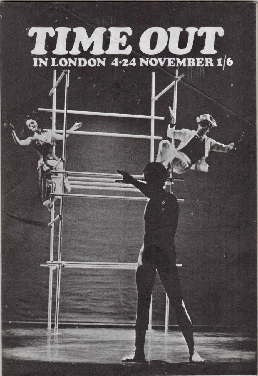 Time Out London 4 November 1968