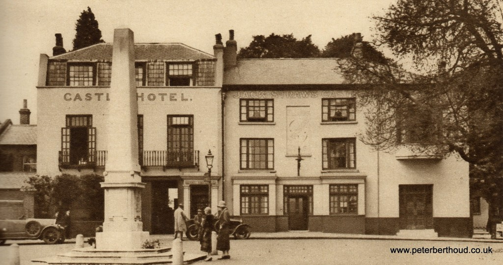 Vintage photos of London pubs 19
