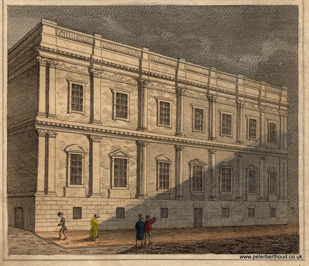 White Hall 1824