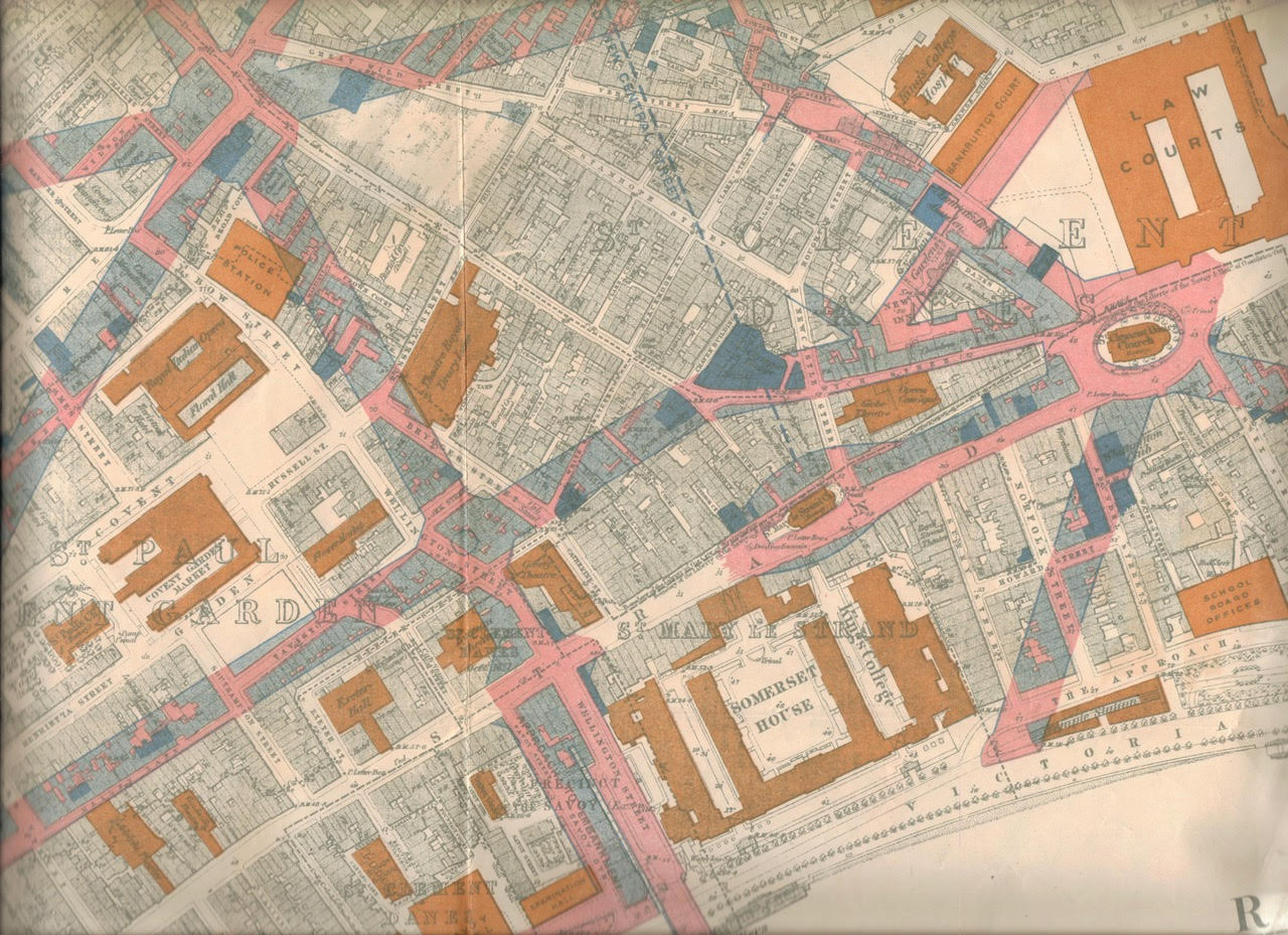 Cawston map