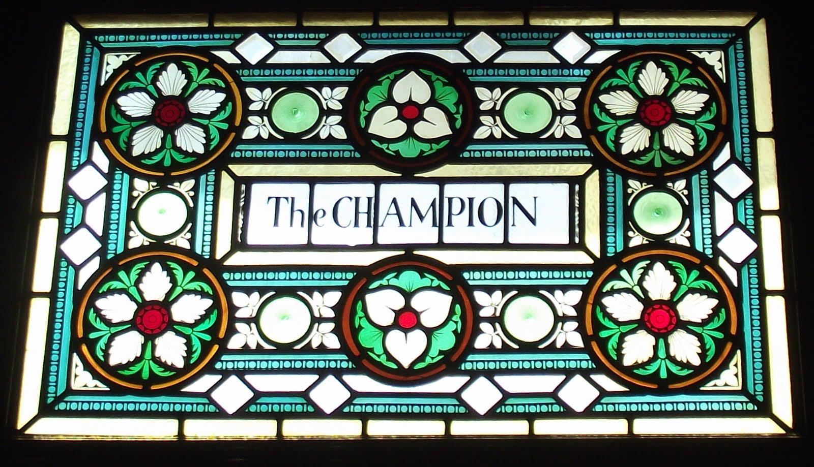 The Champion Pub
