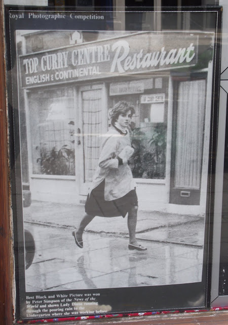 Lady Diana Spencer Pimlico
