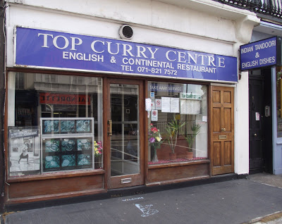 Top Curry Centre Pimlico