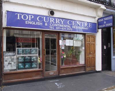 Top Curry Centre Pimlico