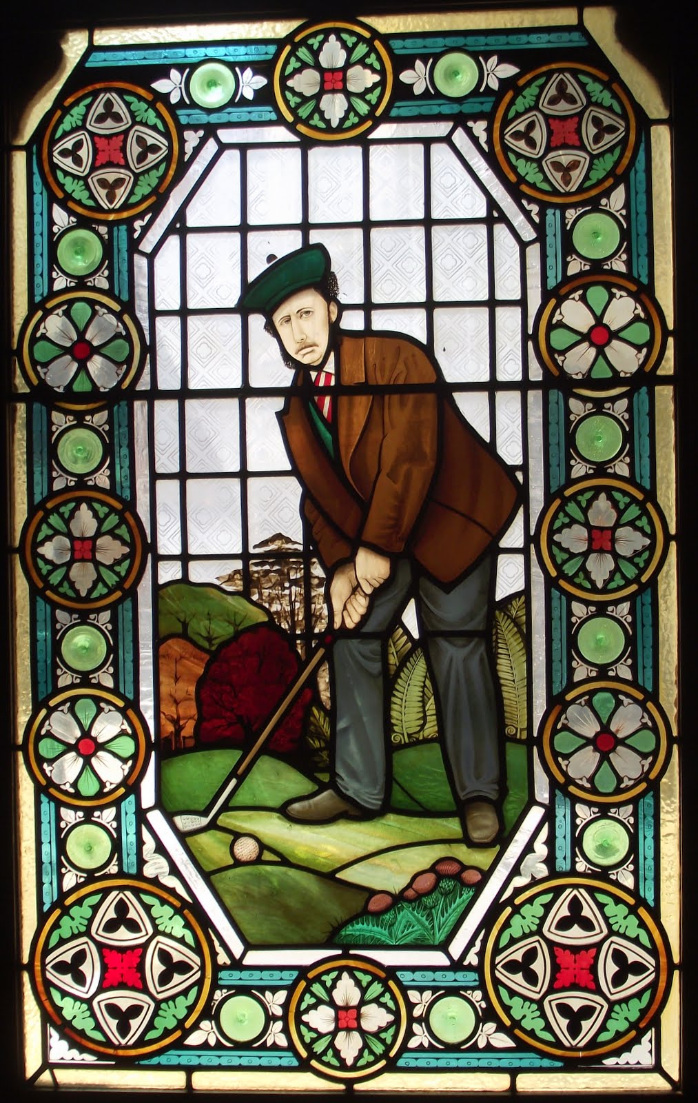 Young Tom Morris won four consecutive Open Championships, the first at the age of 17